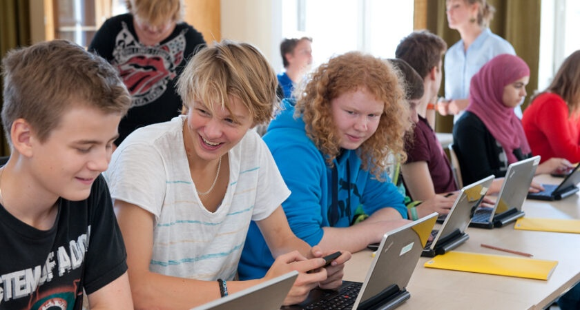 It-användning och it-kompetens i skolan