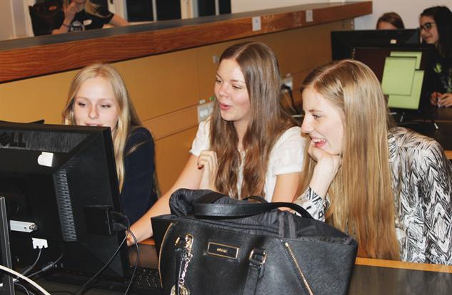 Kvinnliga förebilder skapar intresse för programmering