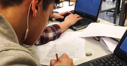 Elever lägger grunden för framtidens mobilapp