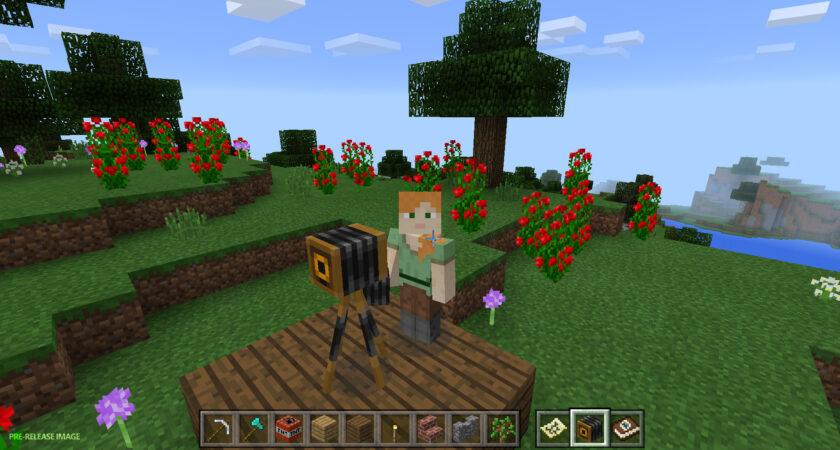 Microsoft lanserar ny version av Minecraft för klassrummet