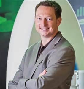 Florian Malecki, produktchef på Dell Security