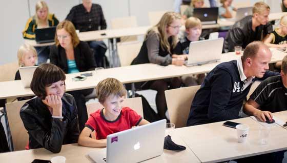 Programmering för barn – javisst!