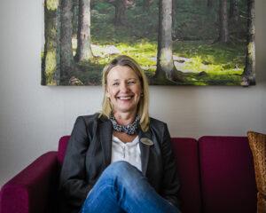 Helena Nilsson, på Solhemsskolan