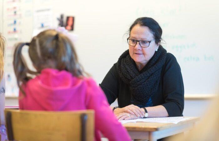 Lärare på utbyte till Tyskland