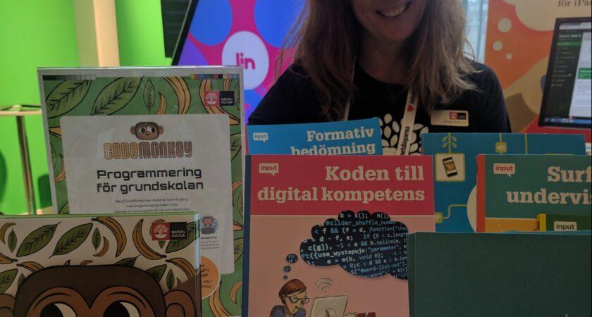 Internetdagarna satte spotlight på skolan och digitaliseringen