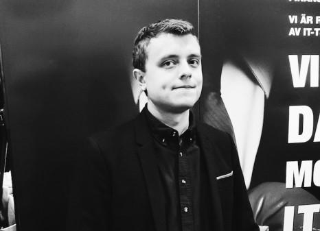 Chalmers-student bäst i programmeringstävling – belönas med resa till tech-mekka