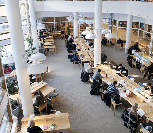 Nu kan Stockholms universitetets alla avhandlingar läsas fritt på nätet