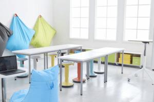 Tillsammans med White presenterar Lekolar framtidens lärmiljö på Stockholm Furniture & Light Fair 2017 1