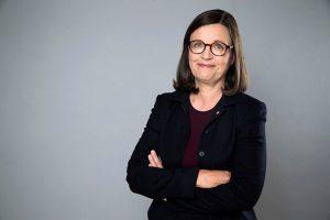 Anna Ekström medverkar i OECD-konferens om läraryrket i Skottland 1