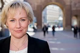 Helene Hellmark Knutsson deltar i seminarium om digitaliseringens utmaningar och möjligheter 1