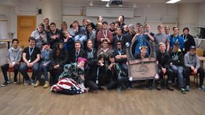 E-sportläger i Skellefteå under sportlovsveckan 1