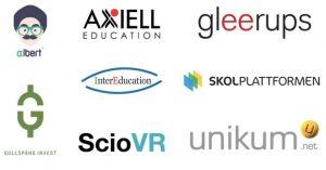 Rivstart för edtech-branschen med åtta nya bolag 1