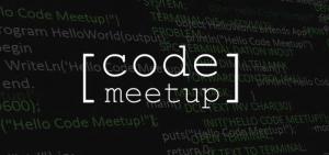 Datorpionjär föreläser på Code Meetup 1