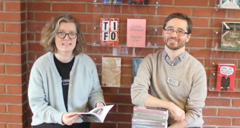 Skolbibliotek i världsklass 2017