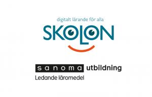 Skolon och Sanoma Utbildning inleder samarbete som förenklar användningen av digitala läromedel 1