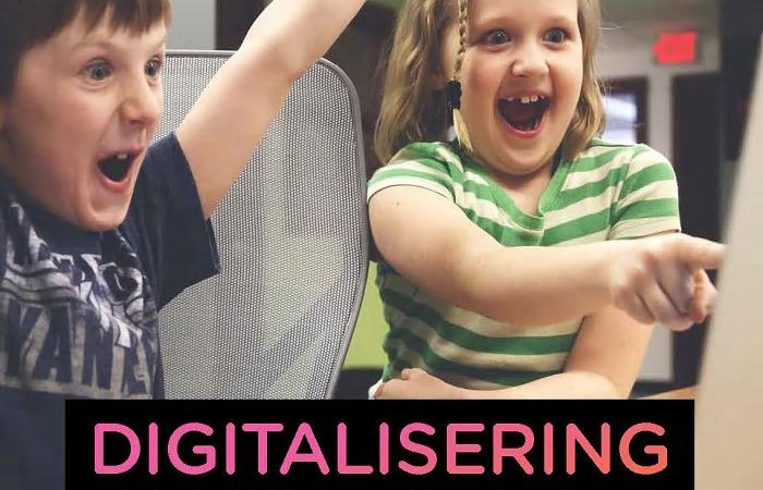 Digitalisering på schemat – nutidens lärande i förskola och grundskola
