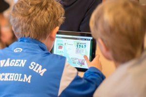 Internetmuseum öppnar utställning för barn 1