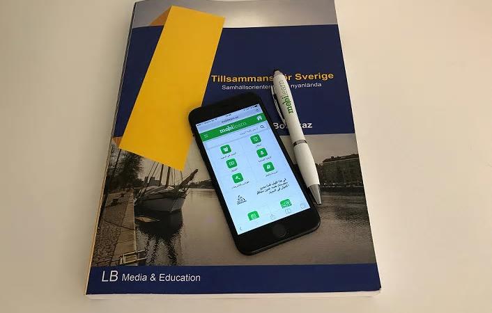 Mobilearn inför boken Tillsammans för Sverige som ny digital källa