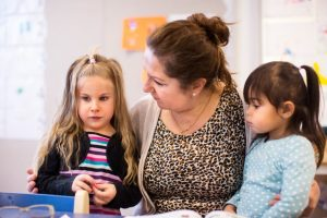 Välkommen till en konferens om förskolans utveckling 1