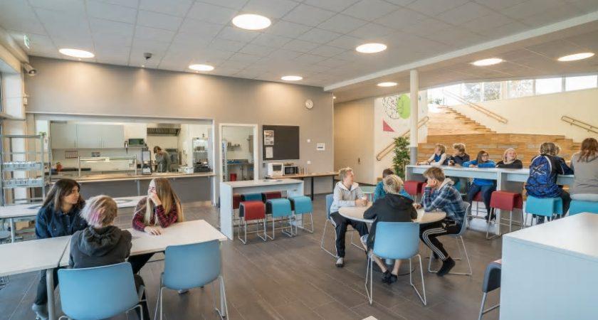 Ny belysning i skolan hjälper elever att sova bättre hemma