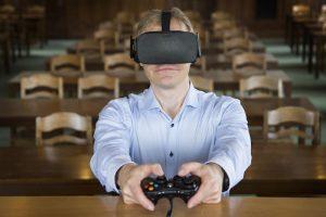 Datorspel kan bli rekordsnabb behandling mot social fobi 1