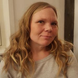 Distansutbildning blev lösningen för tvåbarnsmamman Therese 1