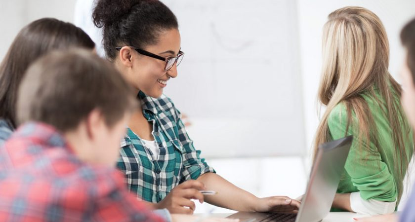 Undervisningen mer inkluderande med digitala läromedel