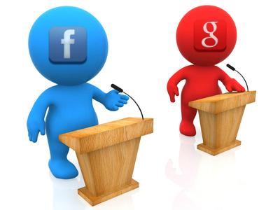 Ungdomar använder Facebook istället för att googla