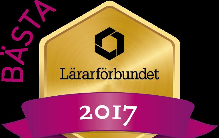 5 oktober presenterar Lärarförbundet rankingen Sveriges Bästa skolkommun