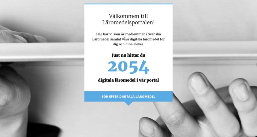 Standard förenklar användning av digitala läromedel