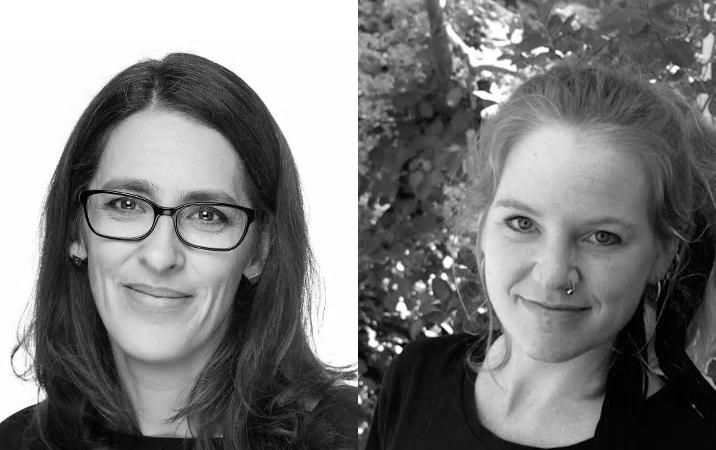 Gleerups författare, Åsa Brorsson och Tove Phillips, pristagare av Lärkan 2017