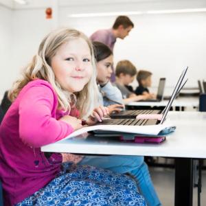 Kodstuga för barn startar på Lindholmen i Göteborg 1