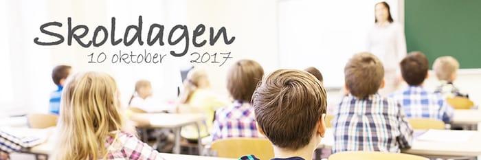 Hogia arrangerar Skoldagen! 1