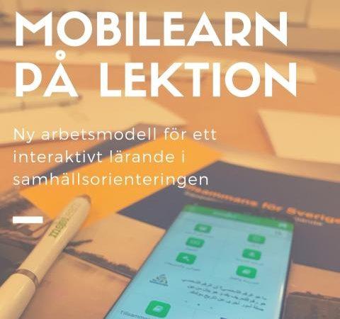 Mobilearn lanserar digitalt utbildningspaket för samhällsorientering