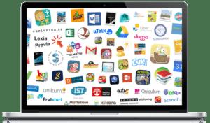 Digitala läromedel ökar med 35 procent 1