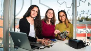 100 teknikintresserade gymnasietjejer från hela Sverige till Luleå 1