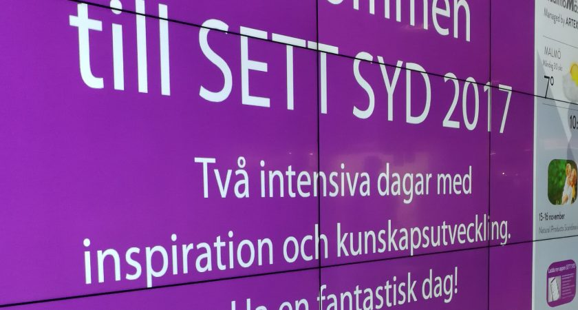 Sydsveriges största mötesplats för lärare och pedagoger
