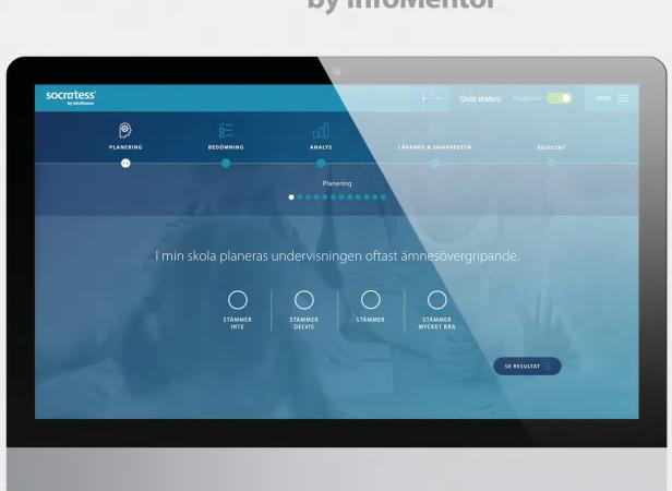 InfoMentor lanserar unikt, webbaserat självvärderingsverktyg för skolor