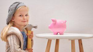 Barn får allt mer sällan chans att lära sig om ekonomi 1