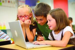 Digital teknologi stöttar elevers lärande om havet 1