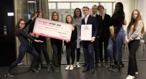 Skolklass i Huddinge vinner Surfa Lugnt-priset 2018 1