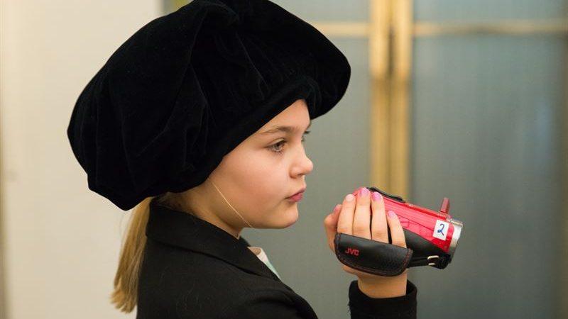 Barn och unga ges möjlighet att bli filmskapare under sportlovet