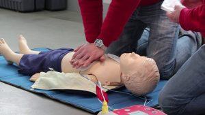 Digital satsning utbildar förskollärare i hjärt- och lungräddning för barn 3