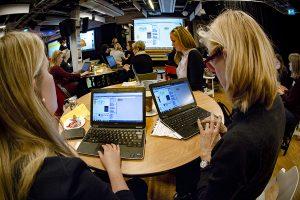 Kodcentrum startar Sveriges första lärarkodstuga 1