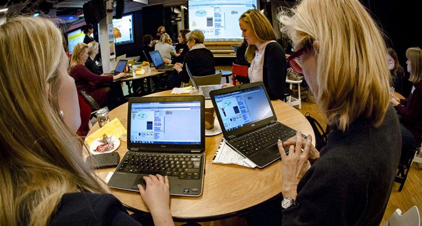 Kodcentrum startar Sveriges första lärarkodstuga