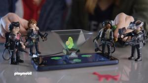 PLAYMOBIL väcker liv i sina leksaker med den helt nya hologramtekniken PLAYMOGRAM 3D 1
