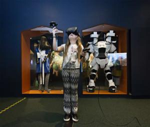 Utforska dataspelens världar - påsklov på Tekniska museet 1