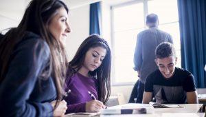 Täljegymnasiet satsar på jämställdhet i våldsförebyggande syfte 1