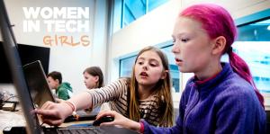 Nytt initiativ från Women In Tech skall få fler tjejer att upptäcka ny teknik 3