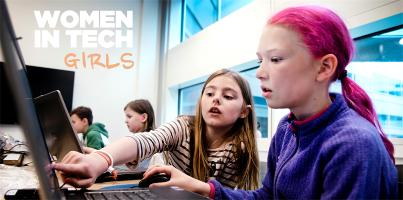 Nytt initiativ från Women In Tech skall få fler tjejer att upptäcka ny teknik